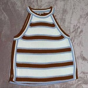Madewell Tank Top size Large